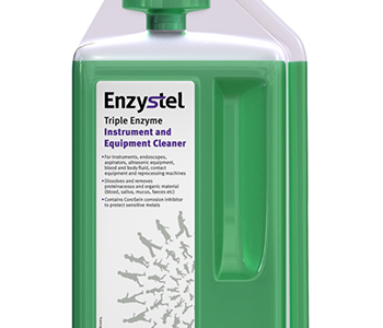 Enzystel – Triple Enzyme Instrument and Equipment Cleaner