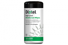 Distel High Level Surface Disinfectant RTU Wipes