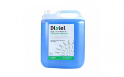 Distel High Level Surface Disinfectant Concentrate