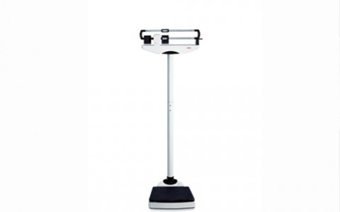 SECA 700- Mechanical column scales with eye-level beam