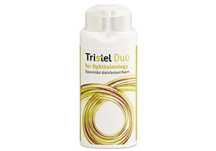 Tristel Duo for Ophthalmology