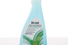 Distel High Level Surface Disinfectant Spray
