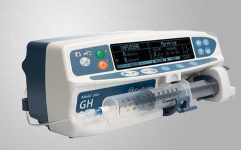 Alaris GH Syringe Pump