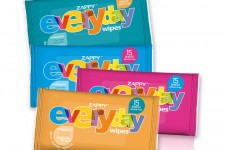 Zappy Everyday Wipes