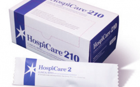Hospicare 210 wipes